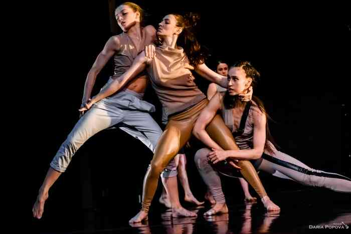 MODERN URAL CHOREOGRAPHY  TO BE SHOWN AT