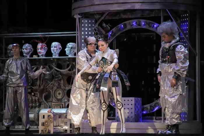 The Opera and Ballet Theatre of the Komi Republic will present the opera