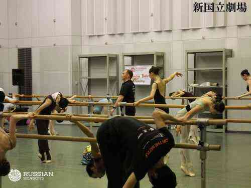 Master Classes of the Academy of Russian Ballet. A.Ya.Vaganova