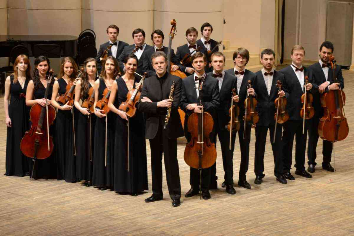 CHAMBER ORCHESTRA OF RUSSIA TO PERFORM AT SCHLESWIG-HOLSTEIN MUSIK FESTIVAL