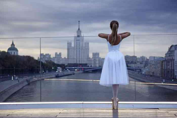 PHOTO EXHIBITION 'BALLET AND ARCHITECTURE' PUT ON VIEW AT THE COUNCIL OF EUROPE