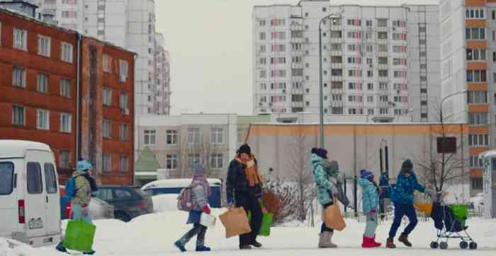 Films of young Russian filmmakers continue to be broadcast as part of Stay Home