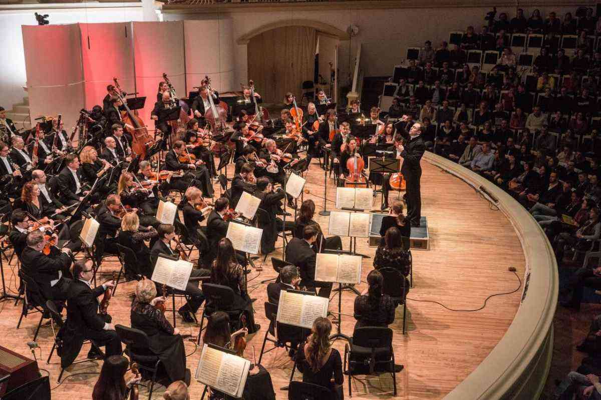 A concert of the Moscow State Philharmonic Society and Chamber Orchestra of Russia conducted by Alexei Utkin to take place in Hamburg