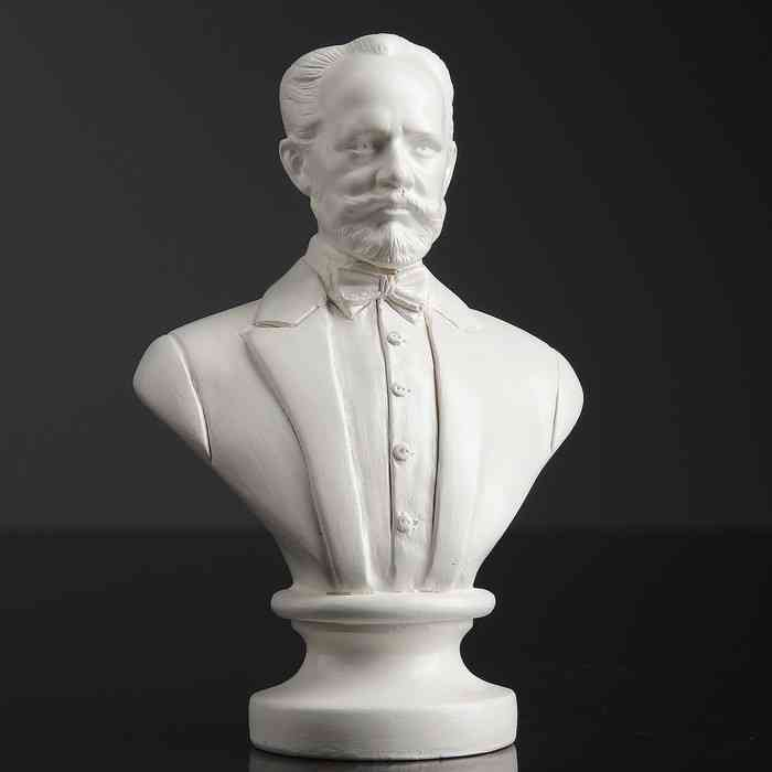 TCHAIKOVSKY BUST TO BE UNVEILED IN GEVANDHOUSE LEIPZIG