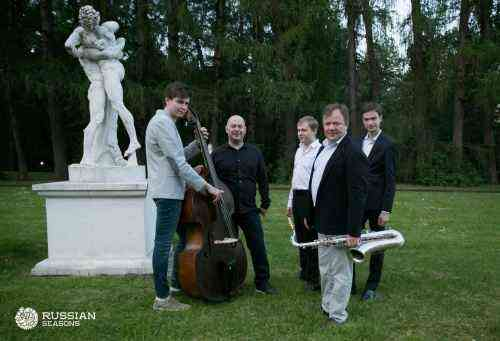 Igor Butman and soloists of the Moscow Jazz Orchestra - Igor Butman Quintet