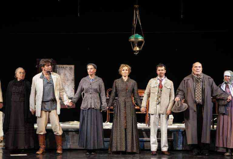 """Uncle Vanya"", stage play"