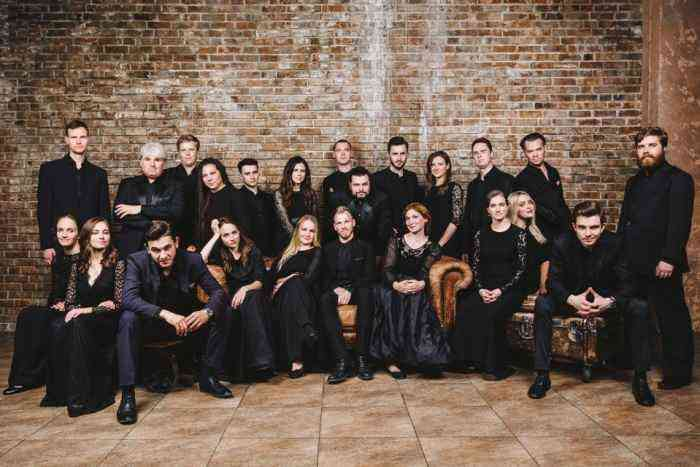 RUSSIAN INTRADA VOCAL ENSEMBLE TO GIVE CONCERTS IN DRESDEN AND MARBERDORF