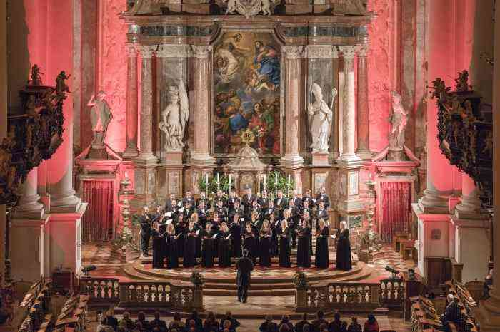 MOSCOW SYNODAL CHOIR TO SING AT CHURCH OF ST. JOHN OF KRONSTADT